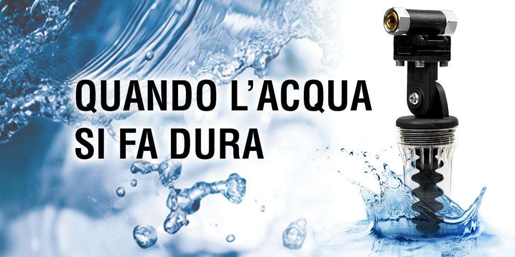 Grilamid e Grivory poliammidi per addolcitori con tutte le conformità per acqua potabile
