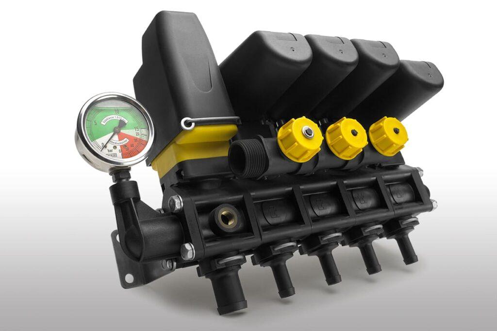EMS Grilon TSGK Componente Motore